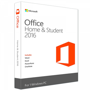 Microsoft Office Professional Plus 2016 für Windows – 1 PC