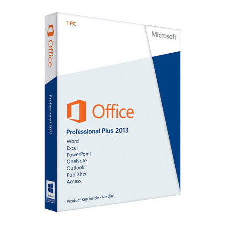 Microsoft Office Professional Plus 2013 License Key ...