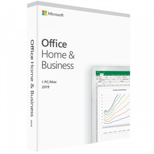 Microsoft Office Home and Business 2016-Lizenzschlüssel für MAC-1-PC