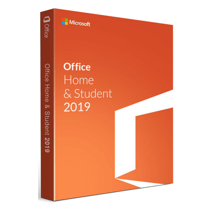 Microsoft Office Home & Student 2019 For Windows