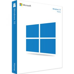 Microsoft Windows 10 Professional Genuine License Key – License 1 PC
