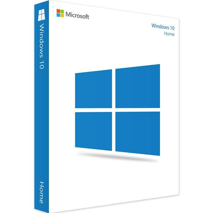 Microsoft Windows 10 Home License Key - 1 PC